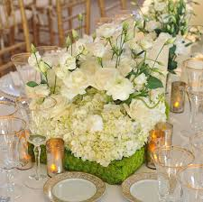 white centerpieces centerpieces six ideas suited for the season