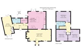 3 bedroom detached house for sale in trafalgar road horsham west