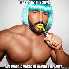 Gay Black Guy Meme - black gay guy memes quickmeme