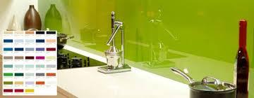 prix credence cuisine crédence en verre et crédence miroir plan de travail en verre