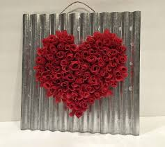 Valentine Wall Decorations Ideas by 21 Romantic Heart Decorations You Might Want To Leave Up All Year