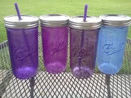 ball mason jar sippy tumbler choose your color shades of