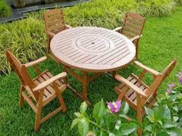 Wooden Patio Furniture Sets - teak wood patio furniture set teak wood patio furniture round