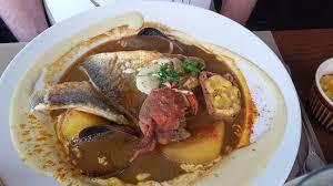 spécialité marseillaise cuisine bourride spécialité maison picture of grand bar des goudes