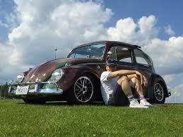 volkswagen beetle side view 1960 vw beetle sunroof sedan for sale oldbug com
