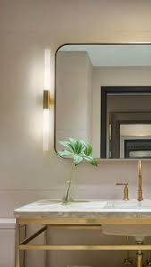 Bathroom Mirror Ideas Pinterest by Best 25 Modern Vanity Lighting Ideas On Pinterest Glass Globe