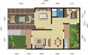 layout ruangan rumah minimalis cara membuat gambar denah rumah minimalis renovasi rumah net