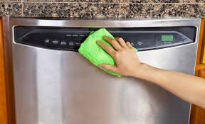 how to clean kitchen cabinets without leaving streaks how can you clean stainless steel kitchen appliances without