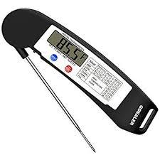 termometre cuisine amazon com amir digital thermometer waterproof instant read