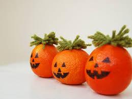 diy craft pumpkin orange decor
