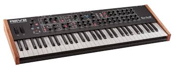 dave smith rev2 is like getting a prophet 08 squared cdm create