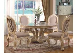White Dining Room Furniture Sets Dining Room A Comfortable Antique Dining Room Tables With Leaves
