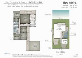 Sorrento Floor Plan 106 Campbell Street Sorrento Qld 4217 Sold Realestateview