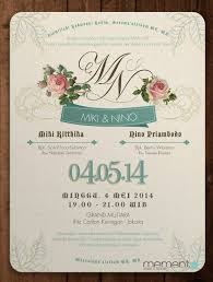 wedding invitations jakarta our clients is javanese and they wanted to make 2 types of wedding