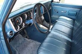 Chevrolet C10 Interior Trucks Only