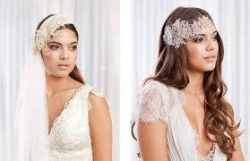 bridal headwear unique bridal tiaras and headwear by jannie baltzer