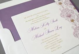 printed wedding invitations paper makes options for printing wedding invitations