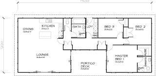 floor plan 3 bedroom house 3 bedroom transportable home 116sqm
