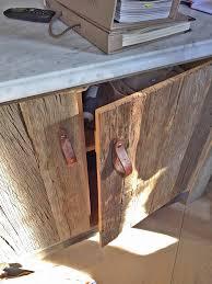 reclaimed oak kitchen island u0026 bookcase customer project