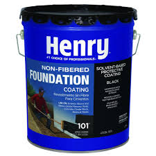 henry 101 4 75 gal unfibered foundation coat he101571 the home