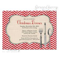 Dinner Invitation Card Holiday Dinner Invitation Wording Cimvitation