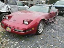 1989 Corvette Interior 1989 Corvette Parts Ebay
