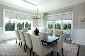 White Dining Table And Coloured Chairs Grey And White Dining Room Best Colour For Dining Room Surprising