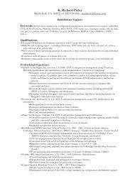 Automation Engineer Resume Resume Data Center Engineer Resume