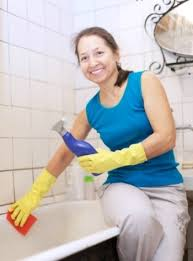 Best Cleaner For Bathtub Soap Scum Removing Soap Scum From A Plastic Tub Thriftyfun