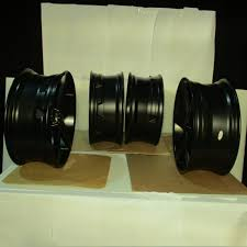 nissan murano bolt pattern versante matte black wheels rims set 22x9 35 5x114 3 bolt
