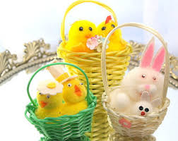 Easter Decorations New Zealand by Vintage Easter Etsy