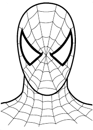coloring charming spider man color spiderman 33 coloring
