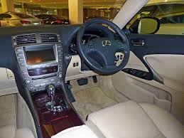 2007 Lexus Is250 Interior Lexus Is 250 2007 Interior Image 94
