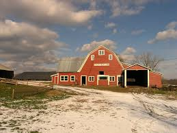 river view farm gambrel roof barn this barn at the river v u2026 flickr