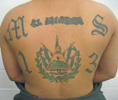 know your neighborhood gangbangers by their tattoos houston press