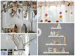 Home Decor Scandinavian Nordic Christmas Decor U2013 Decoration Image Idea