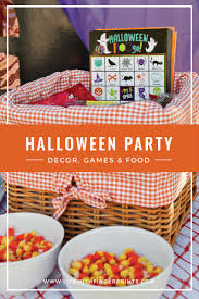 halloween storage halloween carnival birthday party life with fingerprints