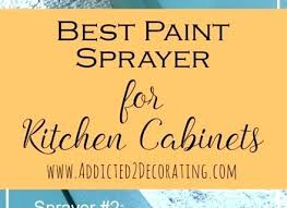 Paint Sprayer For Cabinet Doors Spray Painting Kitchen Cabinet Doors Toronto Painted Hinges Paint