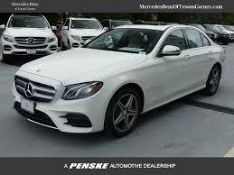 mercedes tysons 2017 used mercedes e class e 300 sport 4matic sedan at