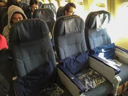 Delta 777 Economy Comfort Trip Report Ana Boeing 777 Economy Class San Francisco To Tokyo