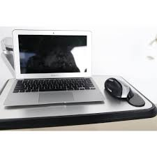 Macbook Pro Desk Mount Loctek Store Loctek Ws2l Sit Stand Workstation Height Adjustment