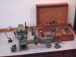 lorch junior high precision watchmaker lathe niels machines