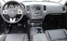 2013 dodge durango interior 2013 dodge durango review mopar with 3rd row seating