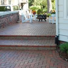 Stamped Concrete Backyard Ideas Decorating Marvelous Patio With Stamped Concrete Patio And Siding