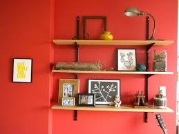 Pretty Bookshelves by Furniture Home Home Depot Wall Mounted Shelves Pretty Home Depot