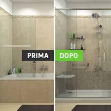 trasformare una doccia in vasca da bagno bagno cambiare la vasca in doccia bagno sostituire con brescia