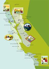 california map regions california s wine regions wine grape growing areas
