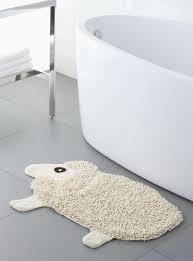 Small Bath Mats And Rugs Small Sheep Bath Mat Tapis De Bain Mouton Simons Kids