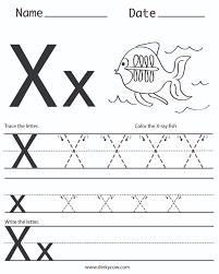 letter x worksheets u2013 wallpapercraft