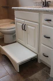 toddler step stool in bathroom craftsman with step stool ideas